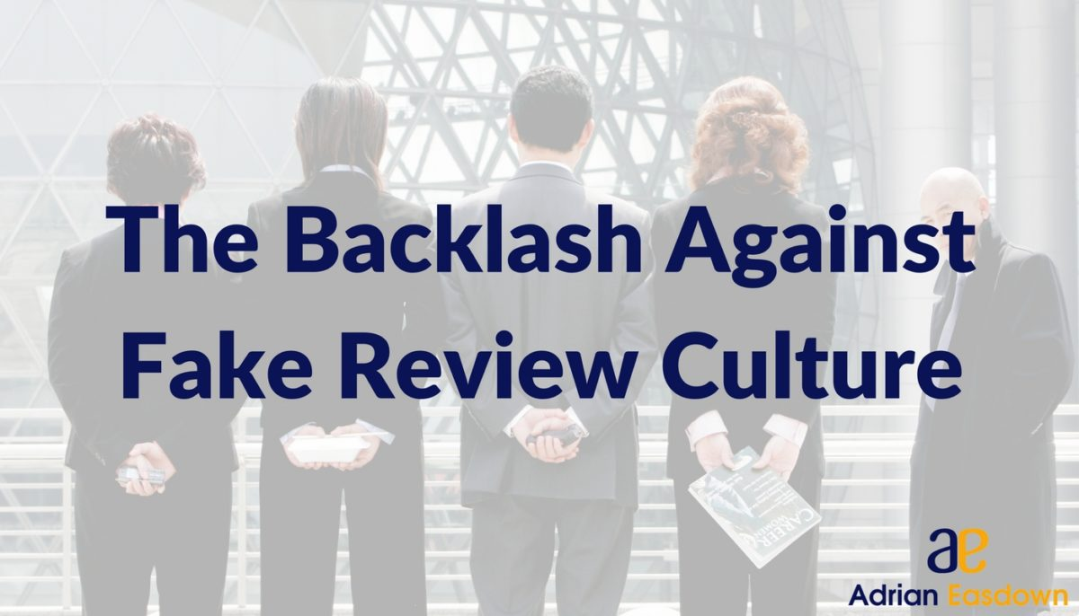 The Backlash Against Fake Review Culture