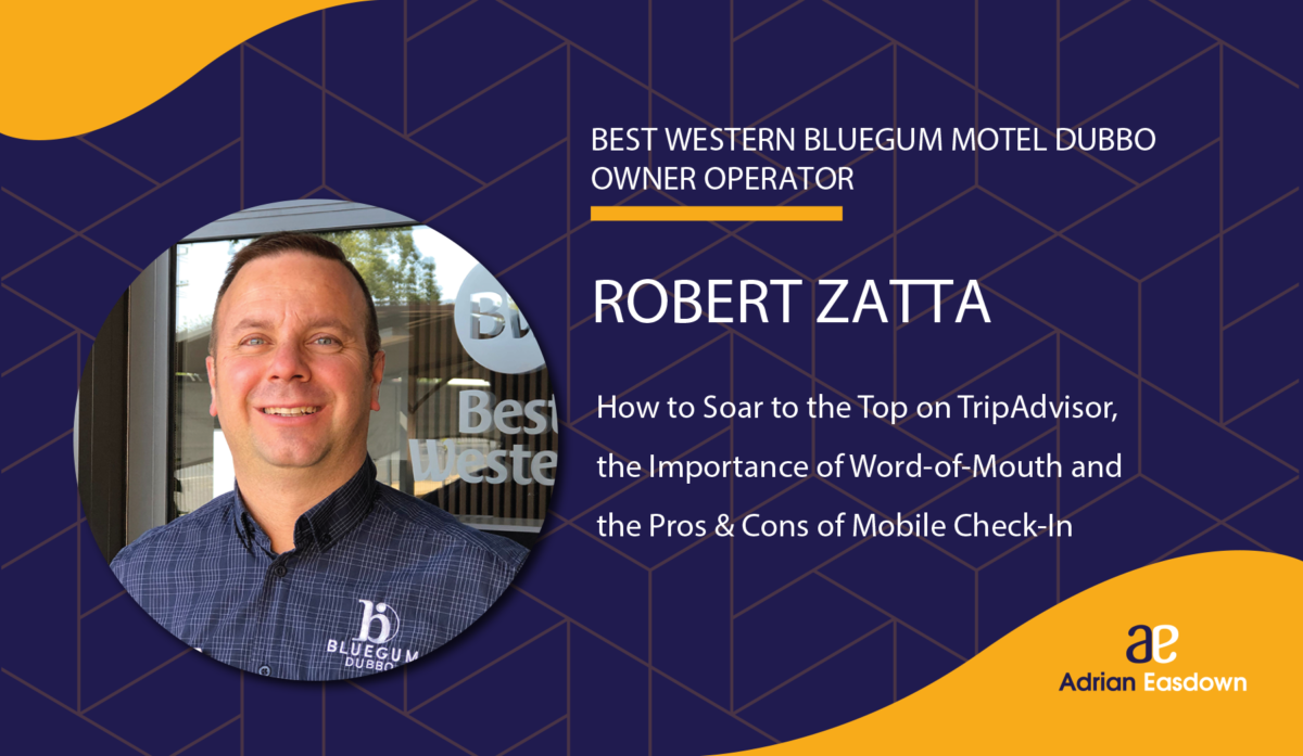 Robert Zatta Best Western Bluegum Motel in Dubbo